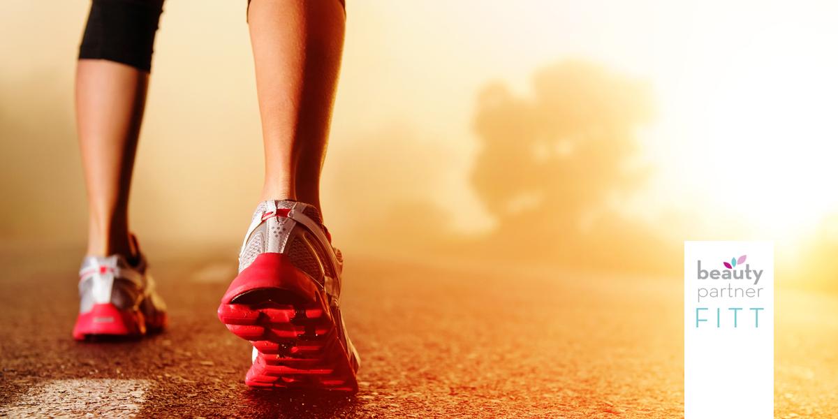 szabadban edzés