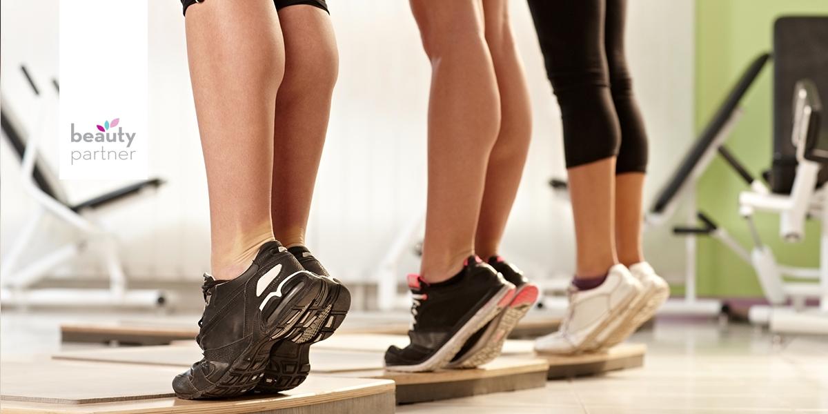 Arányos test: edzés lábra is!