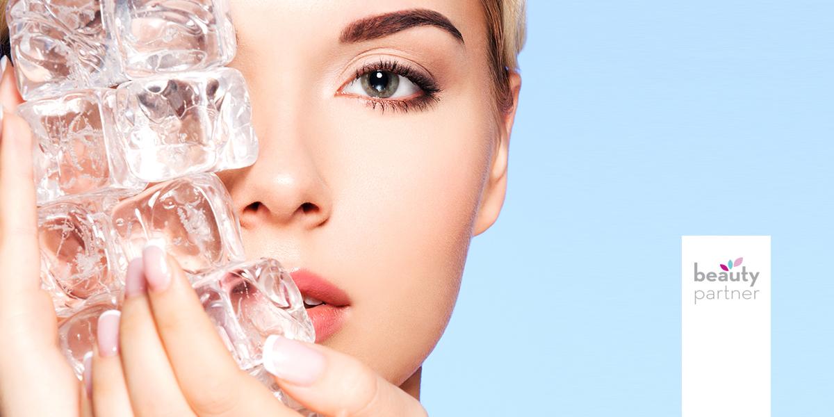 víz a kozmetikában