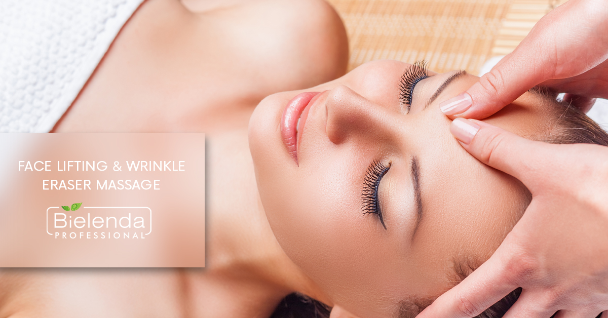 Bielenda Face Lifting & Wrinkle Eraser Massage_fb event cover