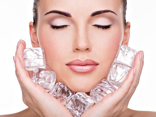 Rosaceás bőrök professzionális ápolása