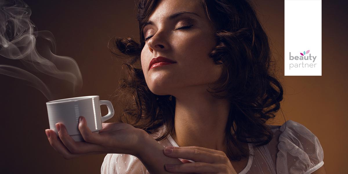 A kávé szépítő hatásai