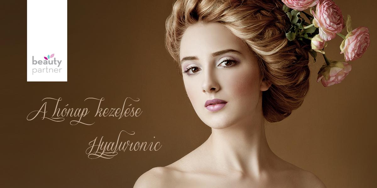 A hónap kezelése- Hyaluronic